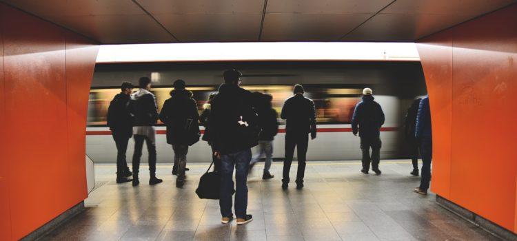 Plattformökonomie – Bitte einsteigen!