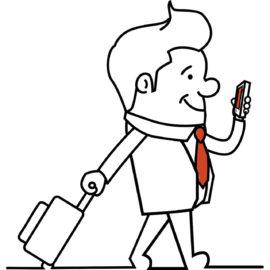 Mobile or not Mobile – im Verkehr und in Unternehmen